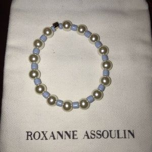 Roxanne Assoulin Pajama Pearl Bracelet